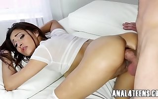 Insanely Hot Teen wants her Ass Fucked