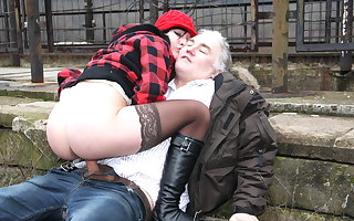 Old Naff Challenge Fucks Real Czech Teen Street Whore give Stage a revive